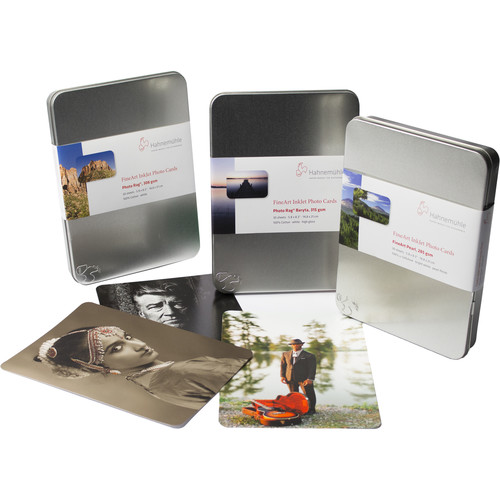 "Hahnemühle FineArt Pearl FineArt Photo Cards (5.8 x 8.3"", 30 Cards)"