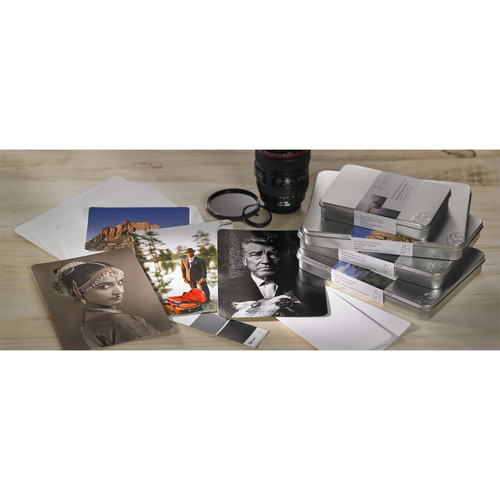 "Hahnemühle Photo Rag Baryta FineArt Photo Cards (A5 5.8 x 8.3"", 30 Cards)"
