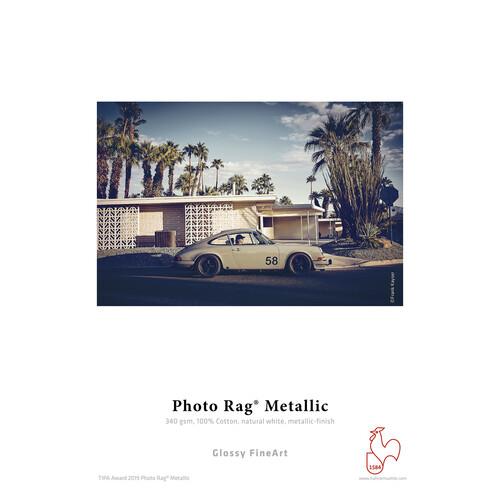 "Hahnemühle Photo Rag Metallic Paper (11 x 17"", 25 Sheets)"