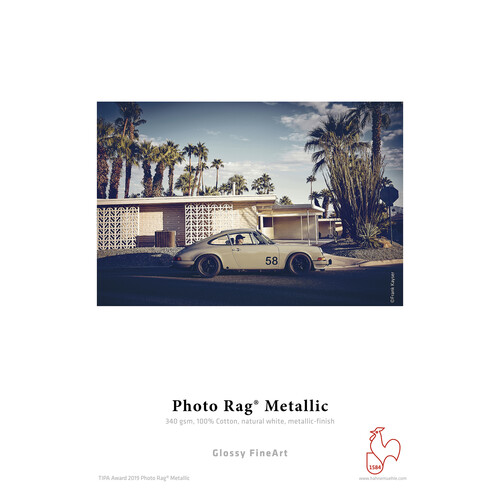 "Hahnemühle Photo Rag Metallic Paper (36"" x 39' Roll)"