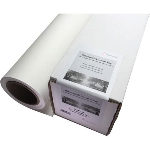 "Hahnemühle Platinum Rag Fine Art Paper (50"" x 33' Roll)"