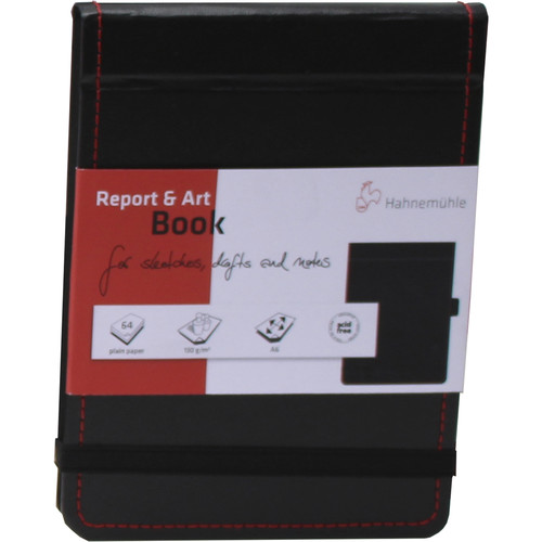 Hahnemühle Report & Art Book (A5, 130 gsm)