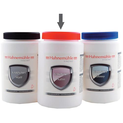 Hahnemühle Varnish For Canvas Inkjet Prints - 5 Liter (Satin)