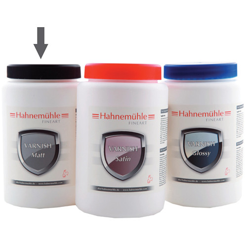 Hahnemühle Varnish For Canvas Inkjet Prints - 5 Liter (Matte)