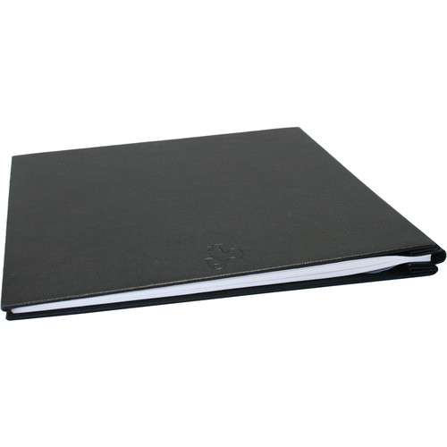 Hahnemühle FineArt InkJet Leather Album Cover (Classic Black)