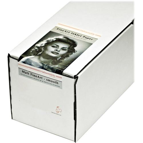 "Hahnem�hle Photo Rag Ultra Smooth Matte FineArt Inkjet Roll Paper (44.0"" x 49.0')"
