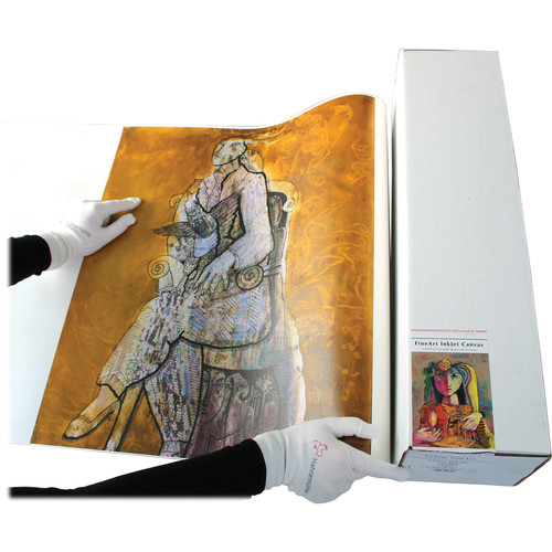 "Hahnemühle Canvas Metallic (24"" x 39' Roll)"