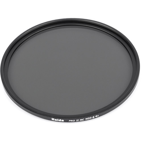 Haida 105mm PROII Multi-Coating ND0.6 4x Filter (2 Stops)