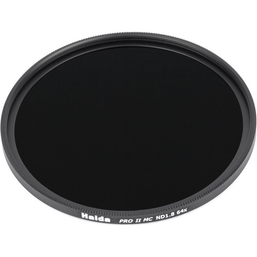 Haida 95mm Slim Pro II Solid Neutral Density 1.8 Filter (6 Stops)