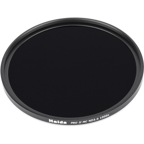 Haida 105mm Pro II Solid Neutral Density 3.0 Filter (10 Stops)