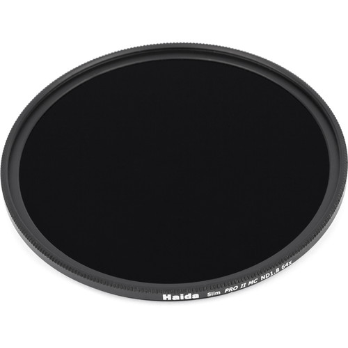 Haida 37.75mm Slim Pro II Solid Neutral Density 1.8 Filter (6 Stops)