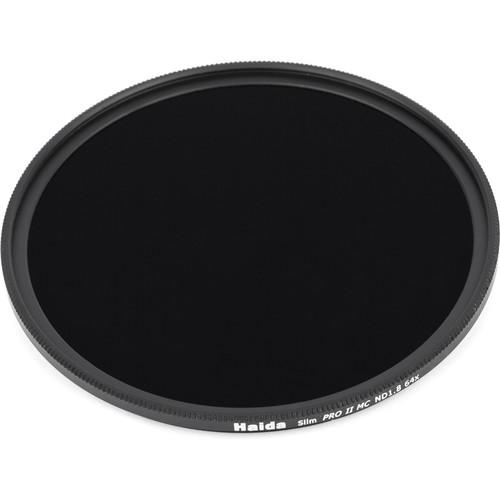 Haida 43mm Slim Pro II Solid Neutral Density 1.8 Filter (6 Stops)