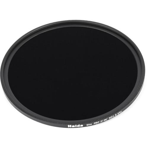 Haida 77mm Slim Pro II Solid Neutral Density 1.8 Filter (6 Stops)