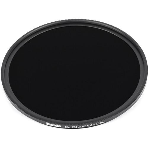 Haida 37.75mm Slim Pro II Solid Neutral Density 3.0 Filter (10 Stops)