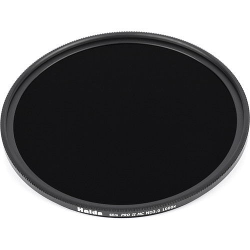 Haida 52mm Slim Pro II Solid Neutral Density 3.0 Filter (10 Stop)