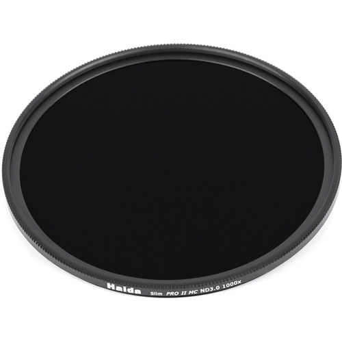 Haida 55mm Slim Pro II ND 3.0 Filter (10-Stop)