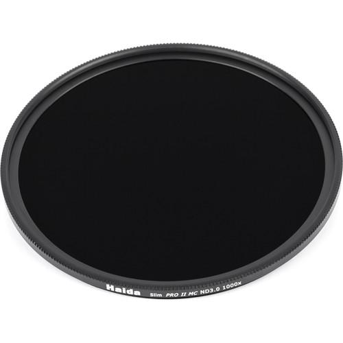 Haida 58mm Slim Pro II Solid Neutral Density 3.0 Filter (10 Stops)