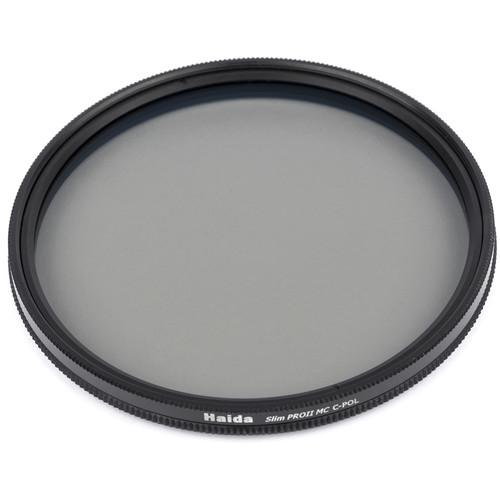 Haida 62mm Slim Pro II Circular Polarizer Filter