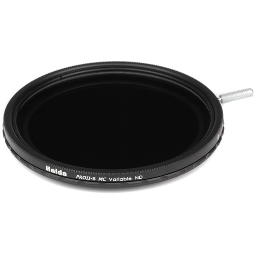 Haida 58mm Pro II-S Super Wide-Angle Variable Neutral Density 0.9 to 3.0 Filter (3 to 10 Stops)