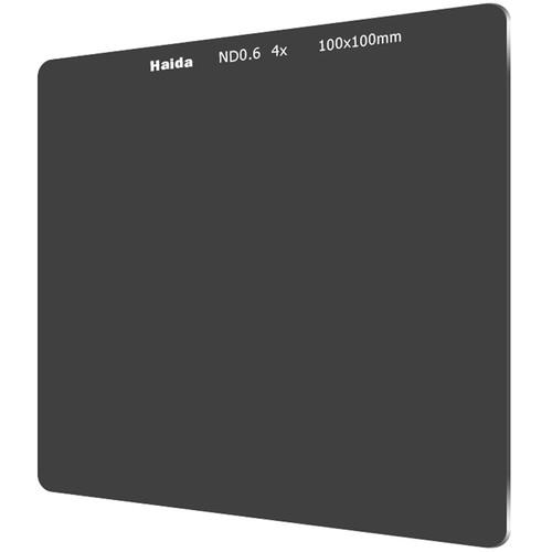 Haida 100 x 100mm Solid Neutral Density 0.6 Filter (2-Stop)