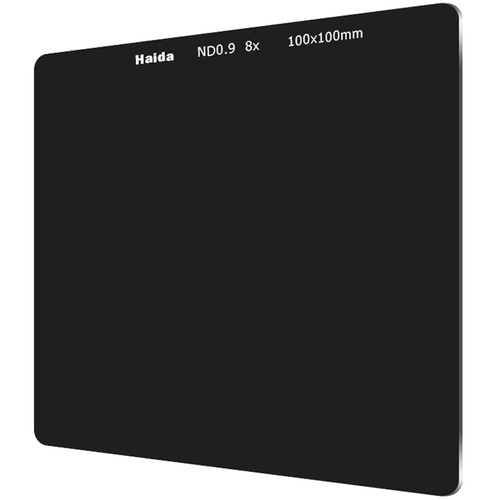 Haida 100 x 100mm Solid Neutral Density 0.9 Filter (3-Stop)