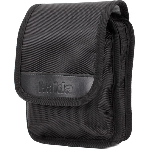 Haida Filter Pouch for Six 100mm Filters and One Holder (Black)