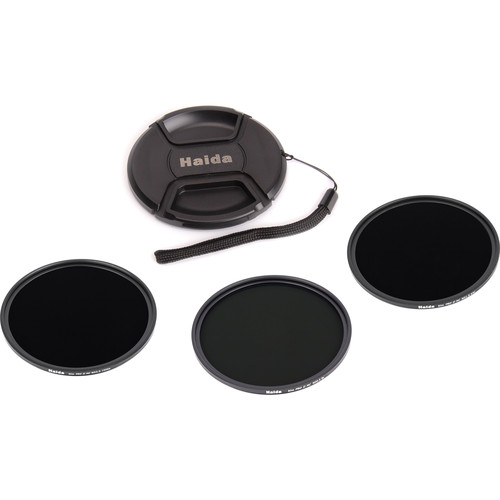 Haida 62mm Slim Pro II ND Filter Kit (3, 6, 10-Stop)