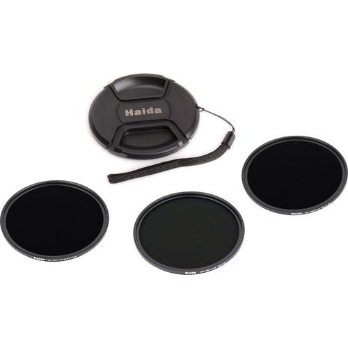 Haida 58mm Slim Pro II Solid Neutral Density Filter Kit