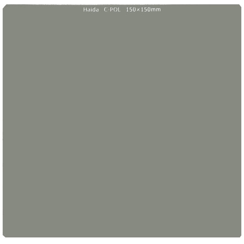 Haida 150 x 150mm Circular Polarizer Filter