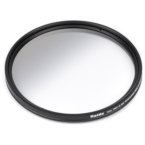 Haida 52mm Slim Pro II Soft-Edge Graduated Neutral Density 0.9 Filter (3-Stop)