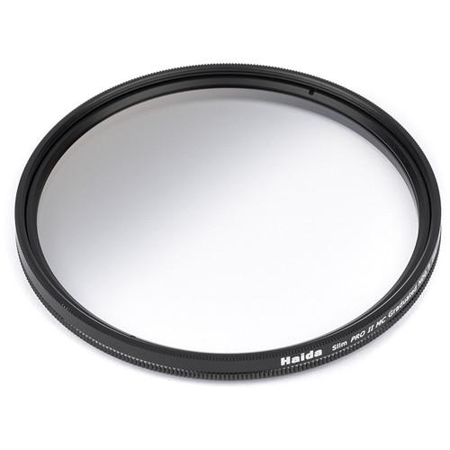 Haida 82mm Slim Pro II Soft-Edge Graduated ND 0.9 Filter (3-Stop)