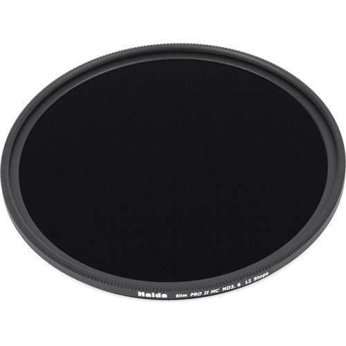 Haida 72mm Slim Pro II Solid Neutral Density 3.6 Filter (12 Stops)