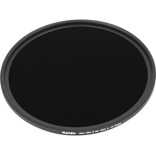 Haida 77mm Slim Pro II ND 3.6 Filter (12-Stop)