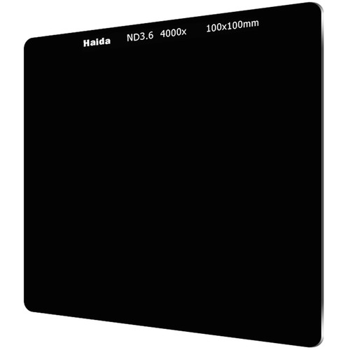 Haida 100 x 100mm Solid Neutral Density 3.6 Filter (12-Stop)