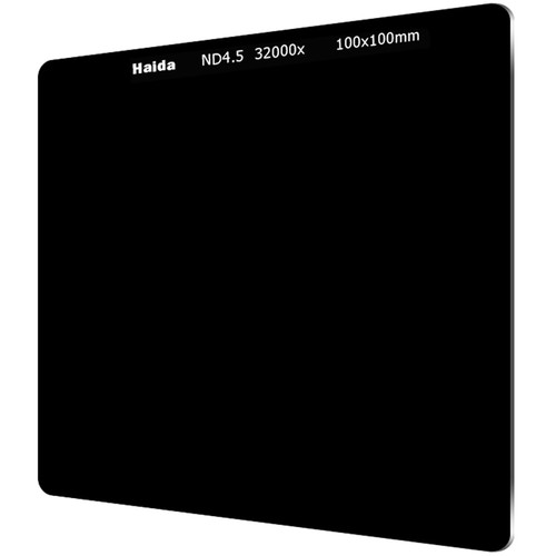 Haida 100 x 100mm Solid Neutral Density 4.5 Filter (15-Stop)