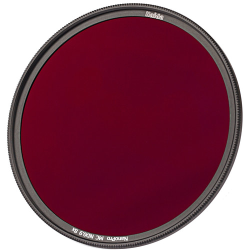 Haida 49mm NanoPro MC Solid Neutral Density 0.9 Filter (3 Stops)