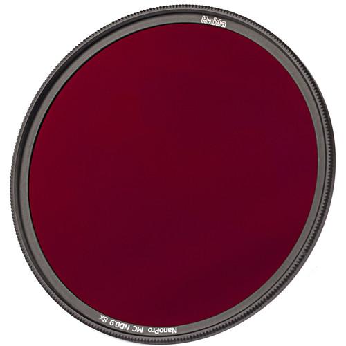 Haida 55mm NanoPro MC Solid Neutral Density 0.9 Filter (3 Stops)