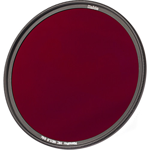 Haida 67mm NanoPro MC Solid Neutral Density 1.8 Filter (6 Stops)