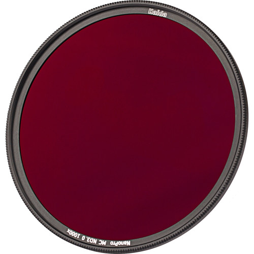 Haida 62mm NanoPro MC ND3.0 Round Filter (1000x)