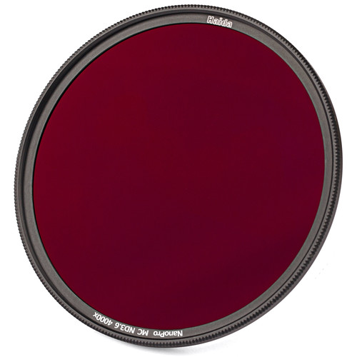 Haida 55mm NanoPro MC Solid Neutral Density 3.6 Filter (12 Stops)