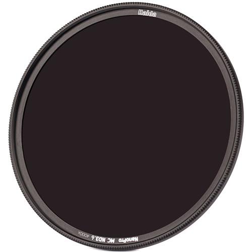Haida 72mm NanoPro MC Solid Neutral Density 3.6 Filter (12 Stops)