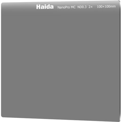 Haida 100 x 100mm NanoPro MC ND 0.3 Filter (1-Stop)