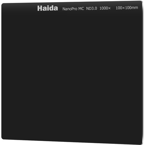 Haida 100 x 100mm NanoPro MC ND 3.0 Filter (10 Stops)