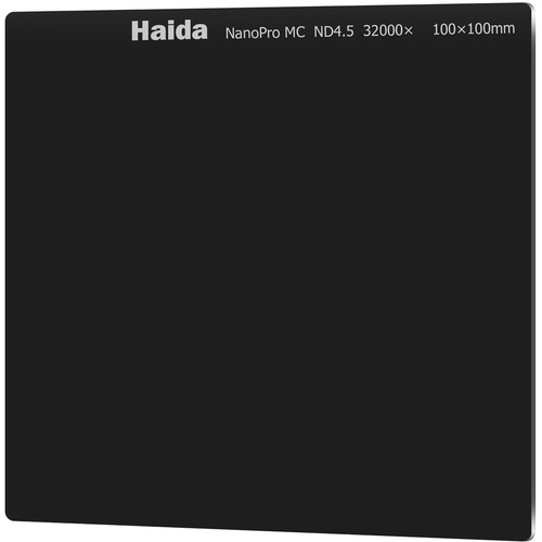 Haida 100 x 100mm NanoPro MC ND 4.5 Filter (15-Stop)