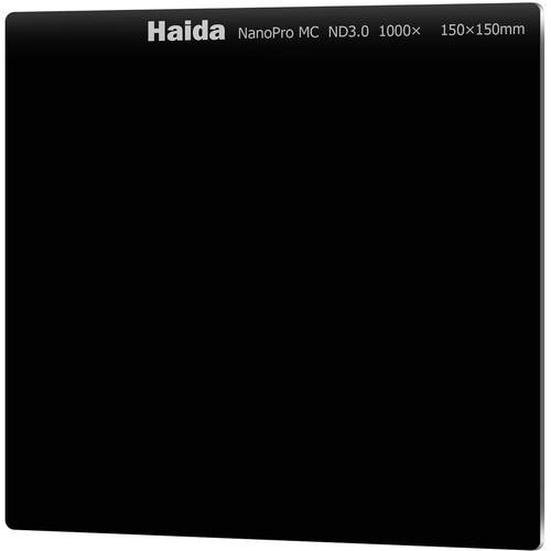 Haida 150 x 150mm NanoPro MC ND 3.0 Filter (10-Stop)