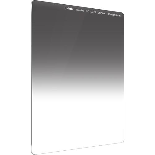 Haida 100 x 150 mm NanoPro MC Soft Grad ND0.6 Optical Glass Filter