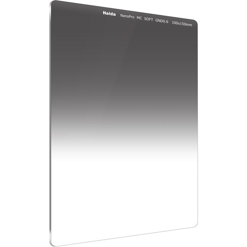 Haida 100 x 150mm NanoPro MC Soft Edge Graduated 0.6 Neutral Density Filter