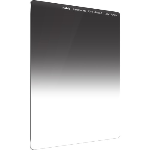 Haida 100 x 150mm NanoPro MC Soft Edge Graduated 0.9 Neutral Density Filter