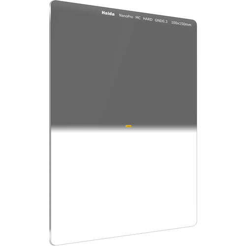 Haida 100 x 150 mm NanoPro MC Hard Grad ND0.3 Optical Glass Filter
