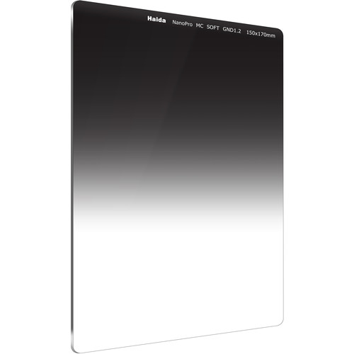 Haida 150 x 170 mm NanoPro MC Soft Grad ND1.2 Optical Glass Filter